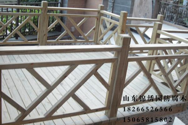 护栏亲水平台05