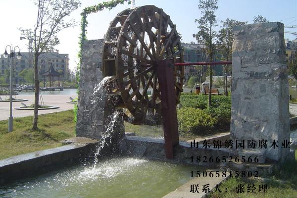 护栏亲水平台06
