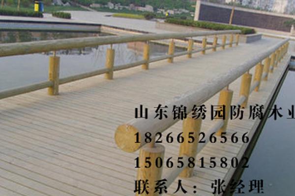 护栏亲水平台10