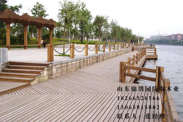 护栏亲水平台11