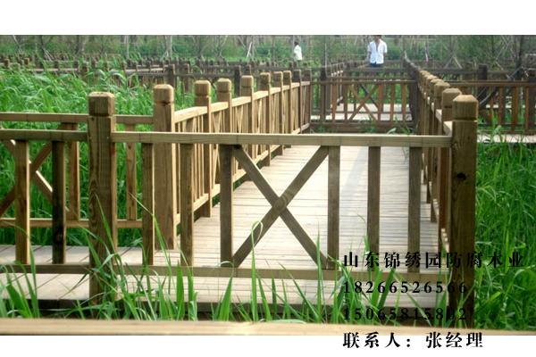 护栏亲水平台18