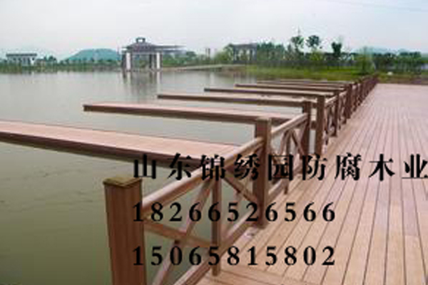 护栏亲水平台26