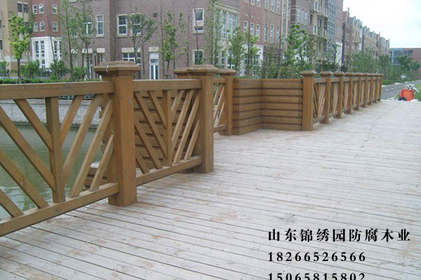 木栅栏系列07