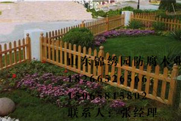 木栅栏系列09